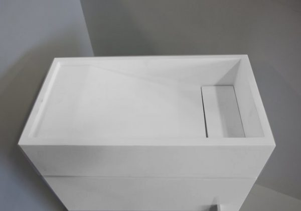 Solid surface fonteinmeubel