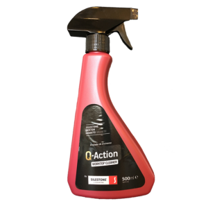 q-action cleaner silestone